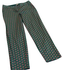 J.Crew Capri/Cropped Pants Green.