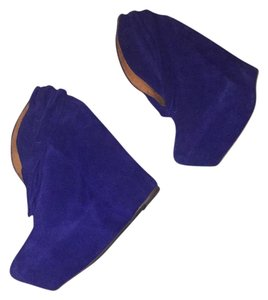 Jeffrey Campbell Cobalt Platforms