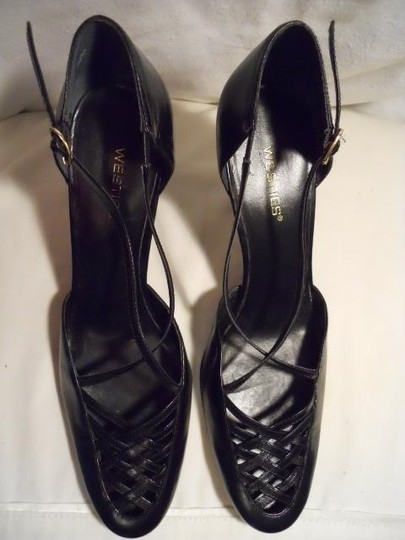 Other Leather black Pumps