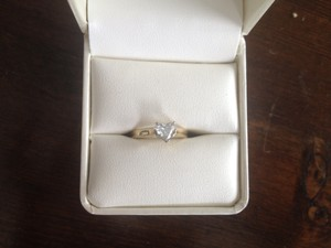 .51 Carat Colorless (e) Diamond Engagement Ring