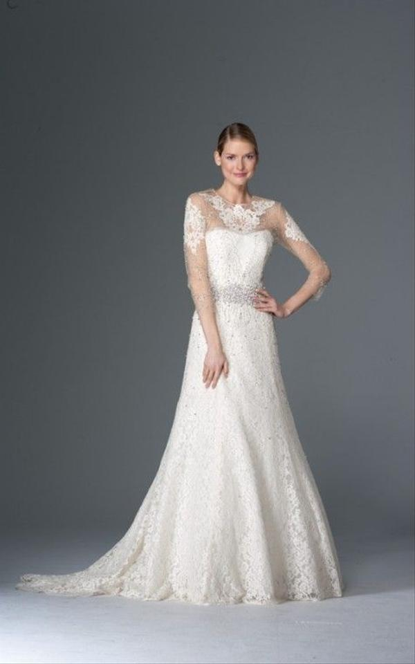 Carolina herrera hadley wedding dress on sale 54 off Carolina herrera wedding dresses for sale