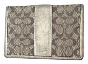 Coach Compact Folded Wallet