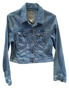 Old Navy Denim Jean Womens Jean Jacket