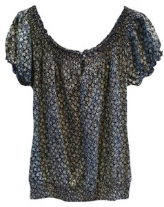 Lucky Brand Top Blue
