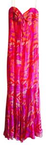 David Meister Mermaid Maxi Dress