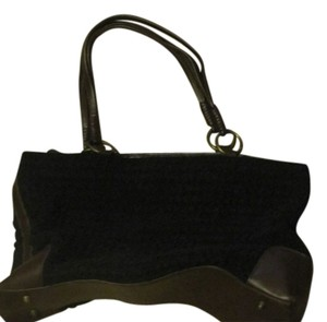 Coldwater Creek Purse Tote in Brown and Black