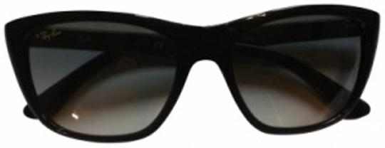 Preload https://img-static.tradesy.com/item/134474/ray-ban-black-rb-4154-with-case-sunglasses-0-0-540-540.jpg