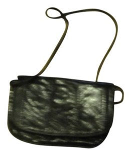 Charles Klein Alligator Shoulder Bag