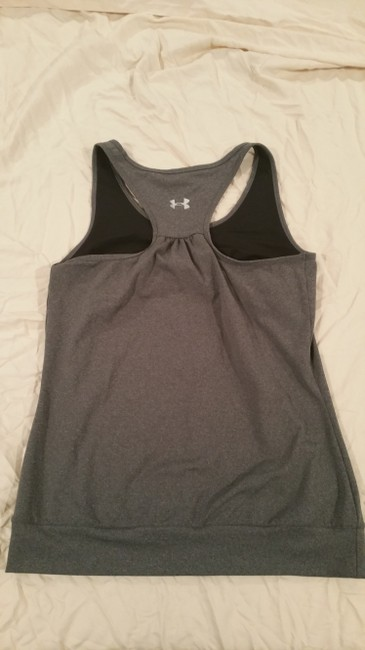 Under Armour Gray Workout Tank Image 1