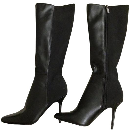 White House | Black Market Tall Shaft Sexy Comfortable Quality Black Boots