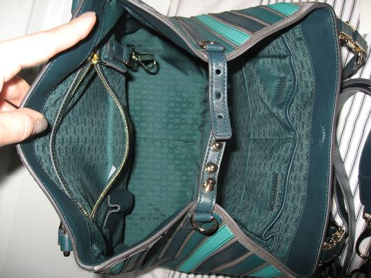 Anya Hindmarch Belvedere Large Tote in Green Image 5