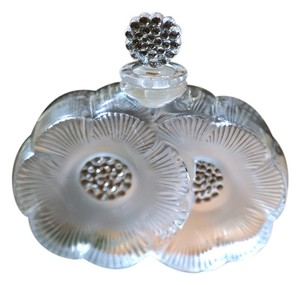 Lalique Two Flowers