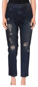 Koral Straight Leg Jeans-Distressed