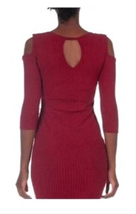 Almost Famous Clothing short dress Red on Tradesy