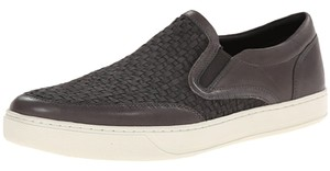 Vince Slip On Graphite Grey Flats