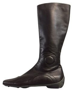 Miu Miu Women's Designer Brown Boots