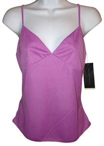 Kenneth Cole New York Camisole Pink Purple Night Out Date Night M Medium Top Tulip