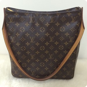 Louis Vuitton GM looping bag Hobo Bag