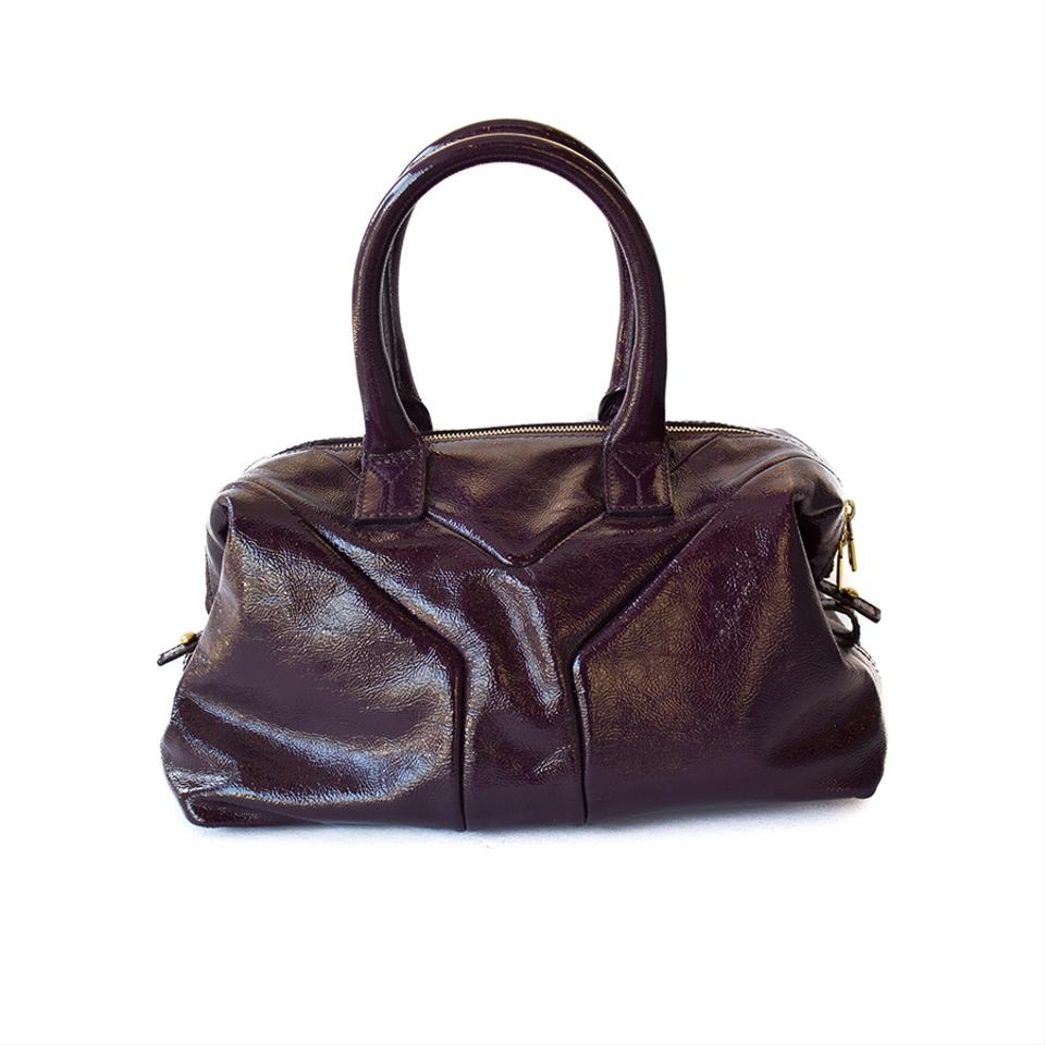 079ff1b7 yves saint laurent patent leather easy tote, yves saint laurent ...