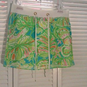 Lilly Pulitzer Skirt Multicolored