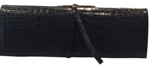 Brioni Black Clutch