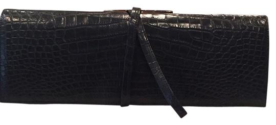 Brioni Black Clutch Image 0