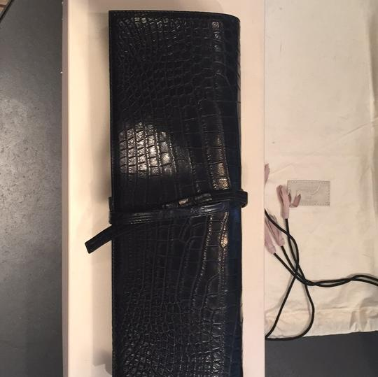 Brioni Black Clutch Image 9