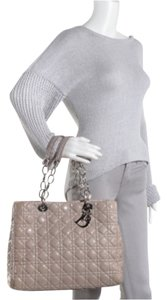 Dior Luxury Tote in Gray