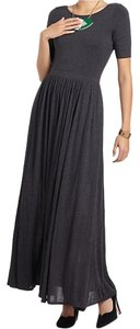 Blue Maxi Dress by Bordeaux Scoopback Maxi Anthropologie