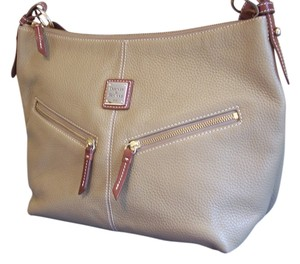 Dooney & Bourke All Weather Leather Awl Mary Hobo Bag
