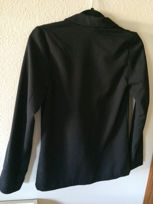 Divided by H&M Stretchy Comfortable Black Blazer