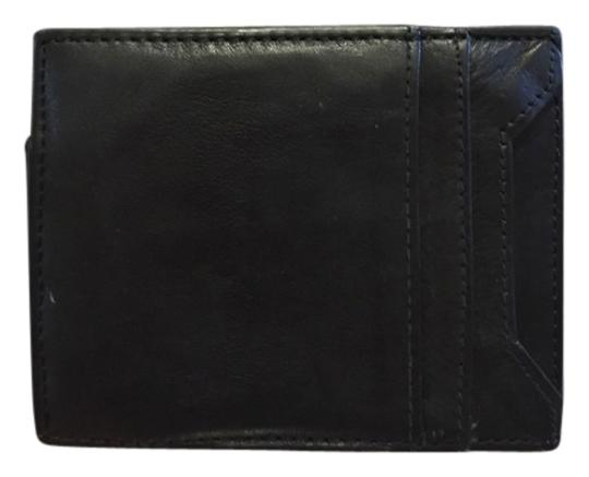 Paul & Taylor Paul & Taylor Black Leather Wallet
