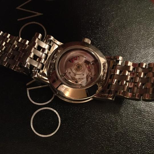 Movado Automatic Red Label Swiss Watch Image 4