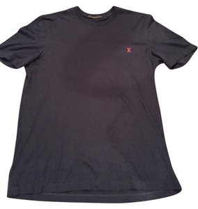 Louis Vuitton Mens T Shirt Navy