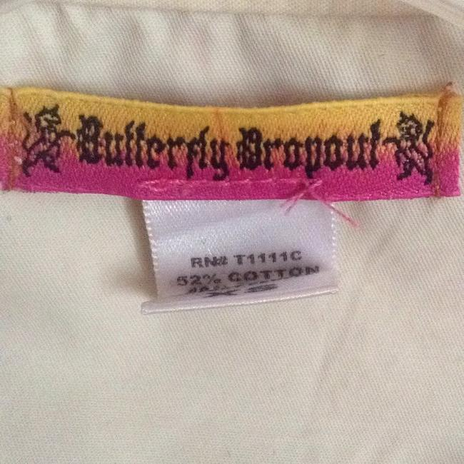 Butterfly Dropout Cardigan Image 2