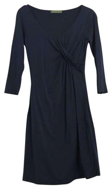 Preload https://img-static.tradesy.com/item/13455529/velvet-by-graham-and-spencer-navy-blue-wrap-front-body-con-knee-length-workoffice-dress-size-8-m-0-1-650-650.jpg