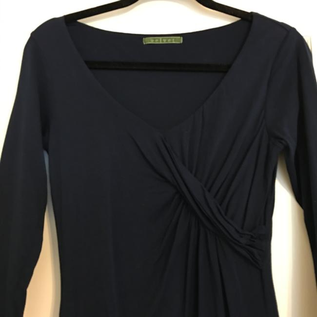 Velvet by Graham & Spencer Anthropologie Body-con Wrap Dress Image 1