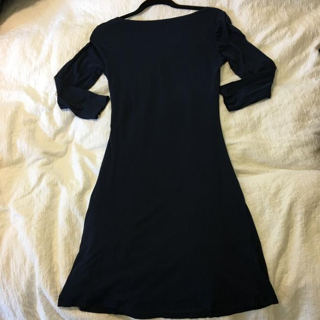 Velvet by Graham & Spencer Anthropologie Body-con Wrap Dress Image 3