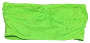 Gilly Hicks Top Bright Green