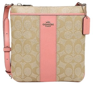 Coach Signature Cross Body Bag
