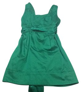 French Connection short dress Emerald Green Cocktail Bright Summer Fun on Tradesy
