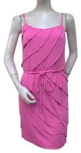 Laundry by Shelli Segal short dress Hot Pink on Tradesy