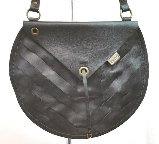 UMA Leather Shoulder Bag Image 1