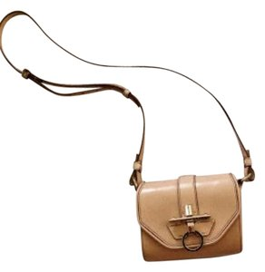Givenchy Leather Obsedia Cross Body Bag