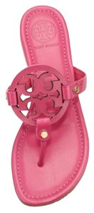 Tory Burch Dark Fuchsia Sandals