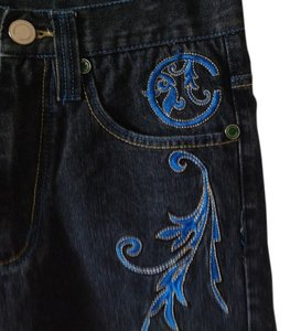 Coogi Denim Shorts