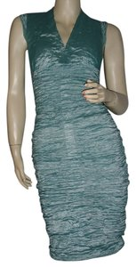 Nicole Miller Bodycon Ruched Sexy Dress