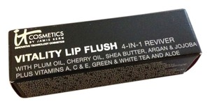 IT Cosmetics NEW it cosmetics vitality lip flush lipstick stick cream revive gloss stain balm