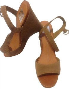 Dolce Vita Light Brown Mules