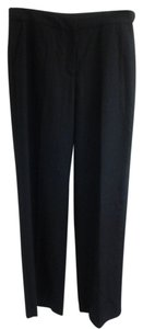 Lands' End Trouser Pants Black